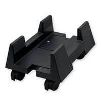 Cpu Stand for Atx Plastic Case  Adjustable Width  Black|Tablet Stands| |  -
