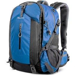 Mochila de senderismo 50L-mochila de viaje con cubierta impermeable