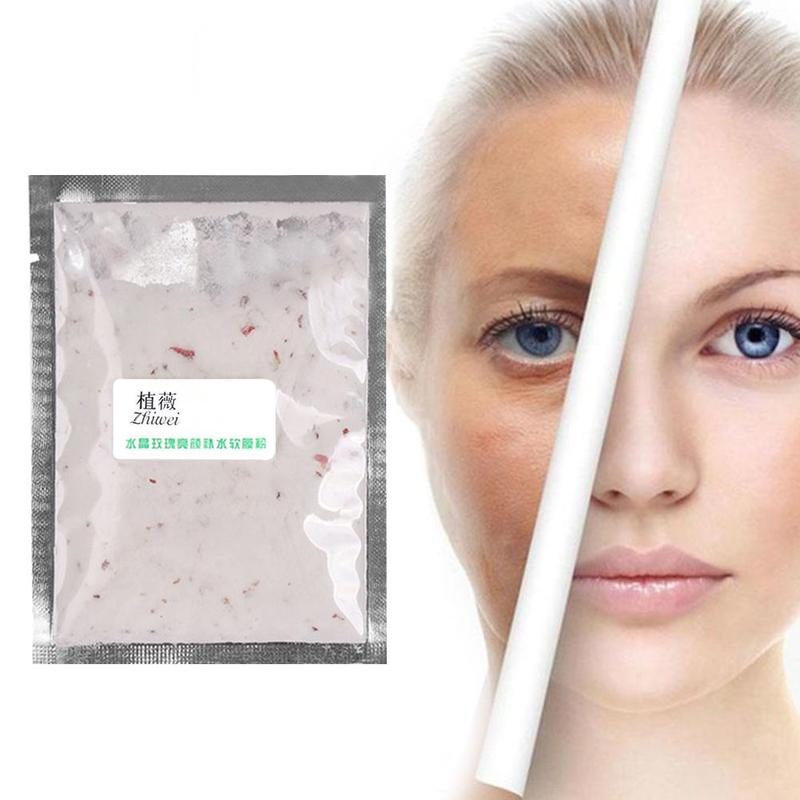 High Quality Collagen Soft Film Powder Mask Anti-wrinkle Exfoliating Fruit And Vegetable Enzyme Soft Film Mask Powder