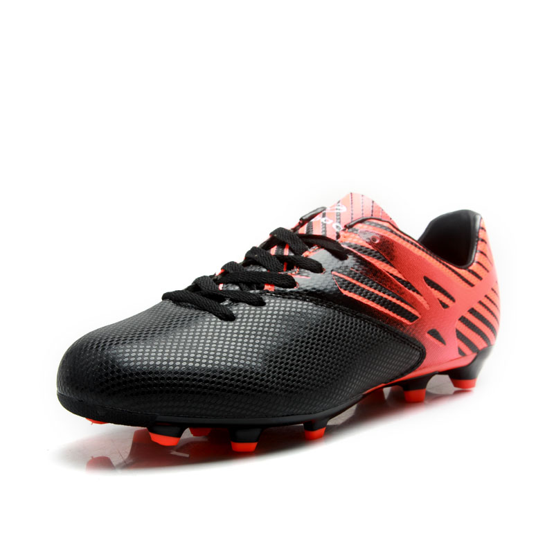 Football-Shoes Sneakers Sport AG Professional Men for Black Blue Boys Soccer Cleats Boot