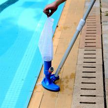 Vacuum-Head-Set Cleaner Brush-Bag Hose-Adapter Pool Swimming-Pool-Spa Hot-Tub Pond