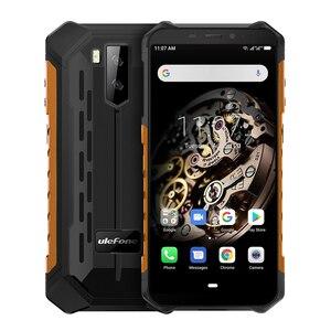 "Image 4 - Ulefone Armor X5 Face Unlocked Mobile Phone Android 9.0 5.5"" Octa Core RAM 3GB ROM 32GB 13MP+5MP Camera Dual SIM 4G Smartphone"