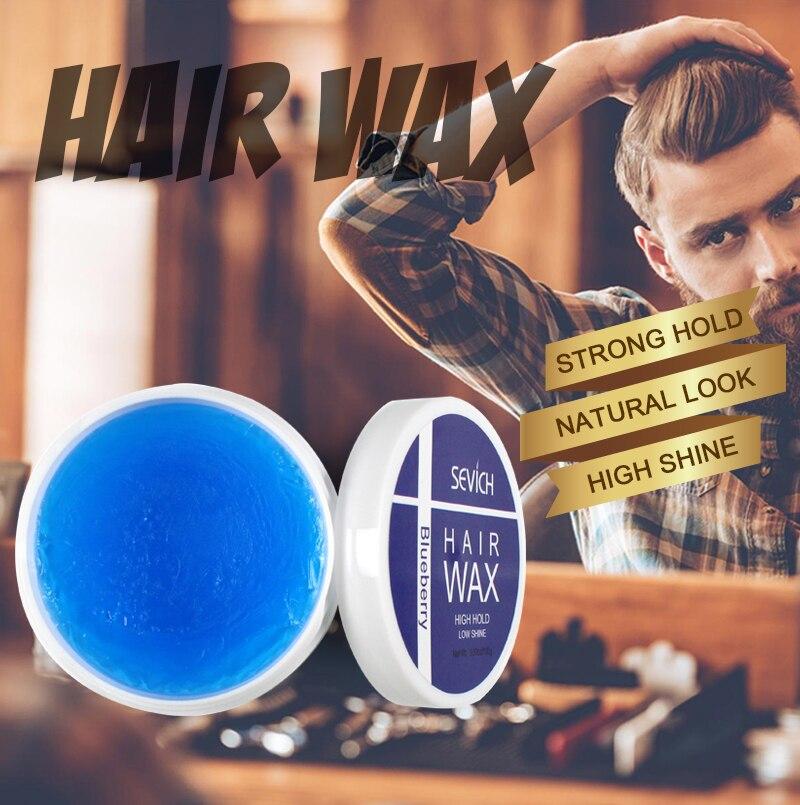 SEVICH Original cheveux argile pommade cires cire de coiffure haute tenue quatre goûts moulage unique bricolage produits de coiffure Gel de boue