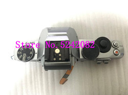 Original For OLYMPUS E-M5 EM5 Top Cover Power Swich Shutter Button Camera Repair Part Silver