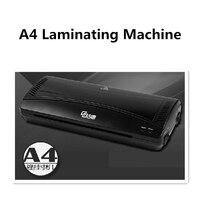A4 ламинирующая машина фото ламинатор мембранная ламинационная машина Maquina Plastificadora горячий и холодный ламинатор