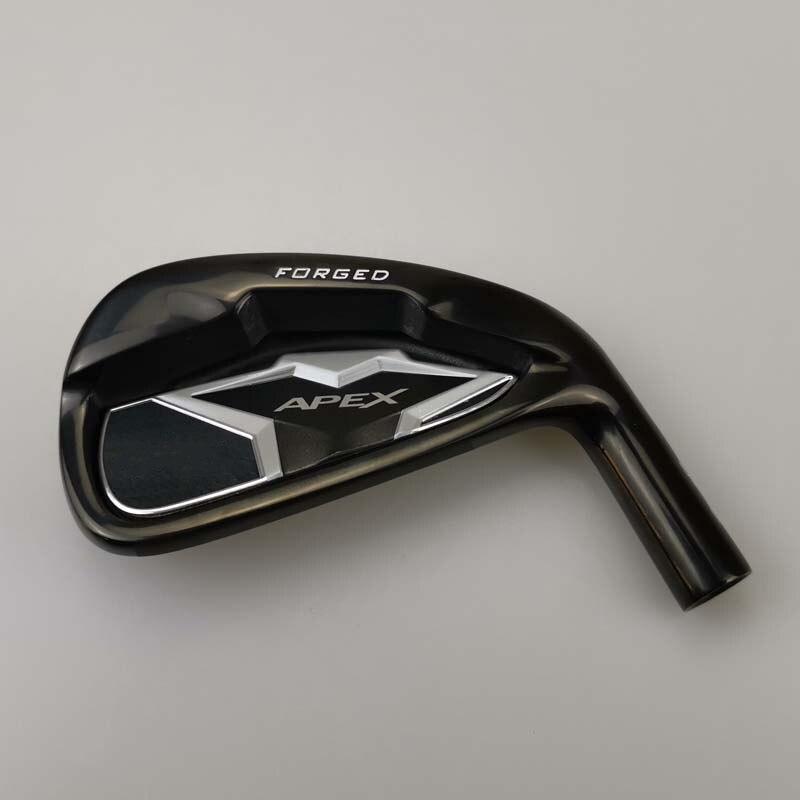 APEX CF19 couleur noire fers de golf clubs de golf fer ensemble 3456789P 8 pièces graphite et arbre en acier avec couvercle de tige livraison gratuite