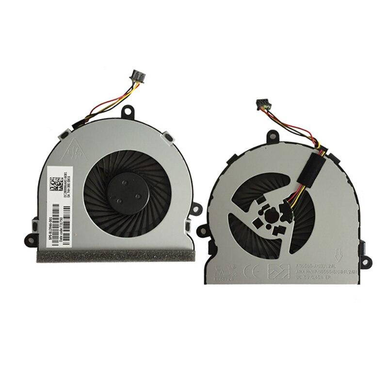 NEW CPU Cooling Fan For HP 15-AC 15-A 15-af 250 G4 15-ac121TX 15-AC121DX 813946-001 DC28000GAF0FCC2 DFS561405FL0T