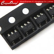 10 pçs/lote MIC5219-3.3BM5 MIC5219-3.3YM5 MIC5219-3.3 MIC5219 LG33 SOT-23-5 Em Estoque