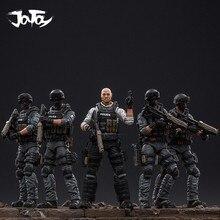 1/18 joytoy figura de ação cidade polícia homem soldado figuras anime collectible brinquedo modelo militar brinquedo frete grátis