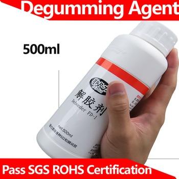 Glue Debonder Glue Adhesives Super glue Remover Cleaner Debonder Adhesives Degumming Agent Large Bottle 500ml 502 Glue Remover