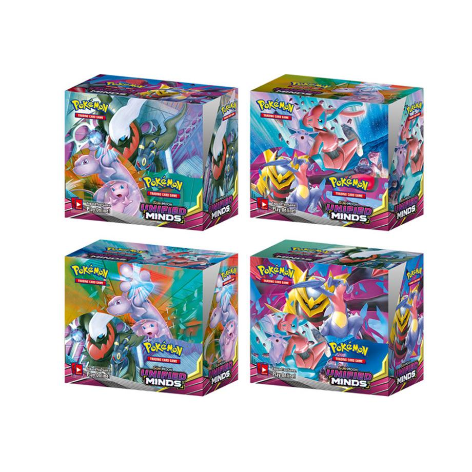Pokemon Cards 324Pcs TCG: Sun & Moon Bonds Booster Box Trading Card Game