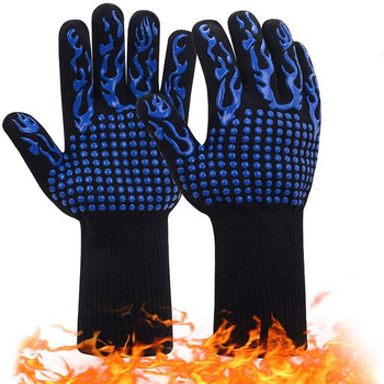 DEYAN Heat Resistant Gloves Barbecue Gloves 1472 ° f BBQ Oven Gloves For Cooking, Welding, Cutting deyan sudjic a linguagem das cidades