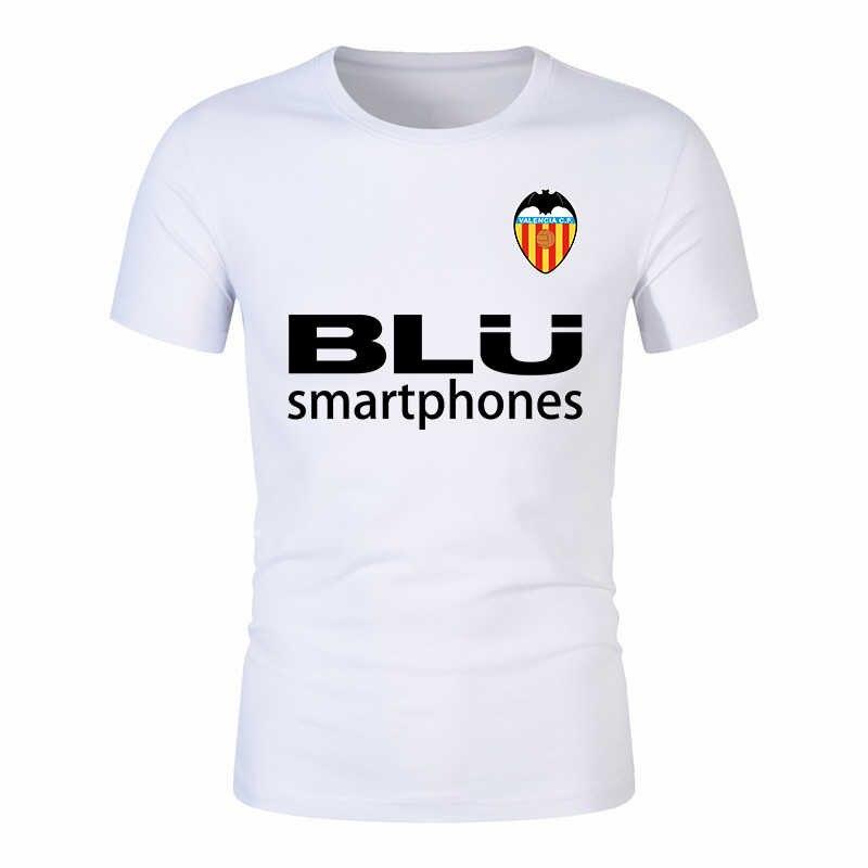 Футболка Фил нэвиль мужские майки Англия Валенсия CF клуб футболист звезда хлопок фитнес-футболки одежда летние футболки