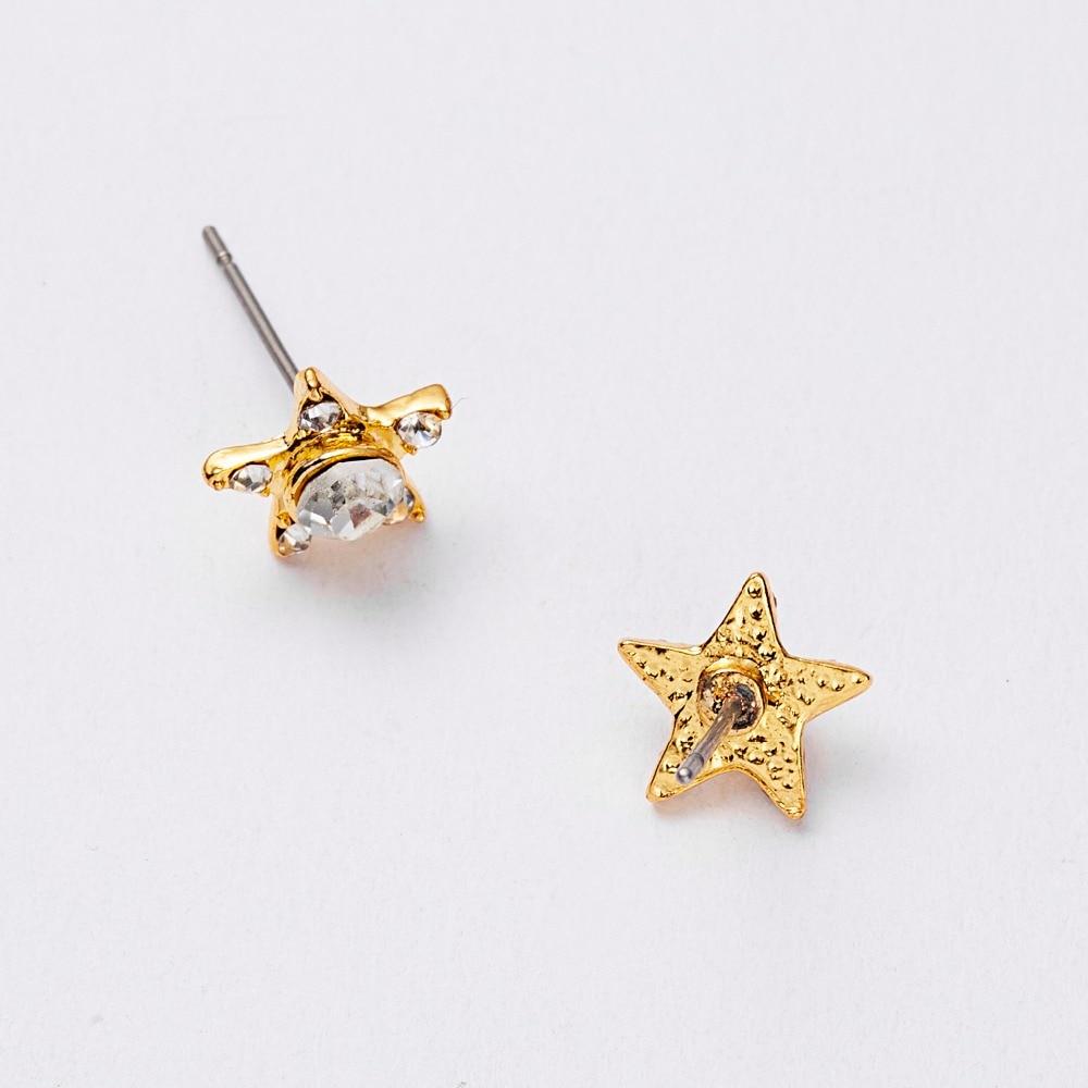 12 Pairs/set Stud Earrings Set With Card Transparent Zircon Balls Love Flowers Earrings Women Imulated Pearl Earrings Jewelry 74