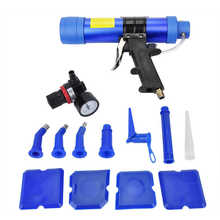 Pistolet à Air réglable pour calfeutrage, 310ML, pour colle de verre, pour application sur cartouche
