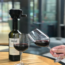 Portable Smart Electric Wine Decanter Automatic Red Wine Pourer Aerator Decanter Dispenser Wine Tools Bar Accessories creative dispenser for wine jagermeister zinc alloy deer head mouth reindeer pourer european wine extractor silver pourers