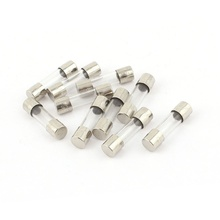 цена на 10 pcs 250 V 250 mA 0.25 A fast action fuse 5 x 20 mm glass tube