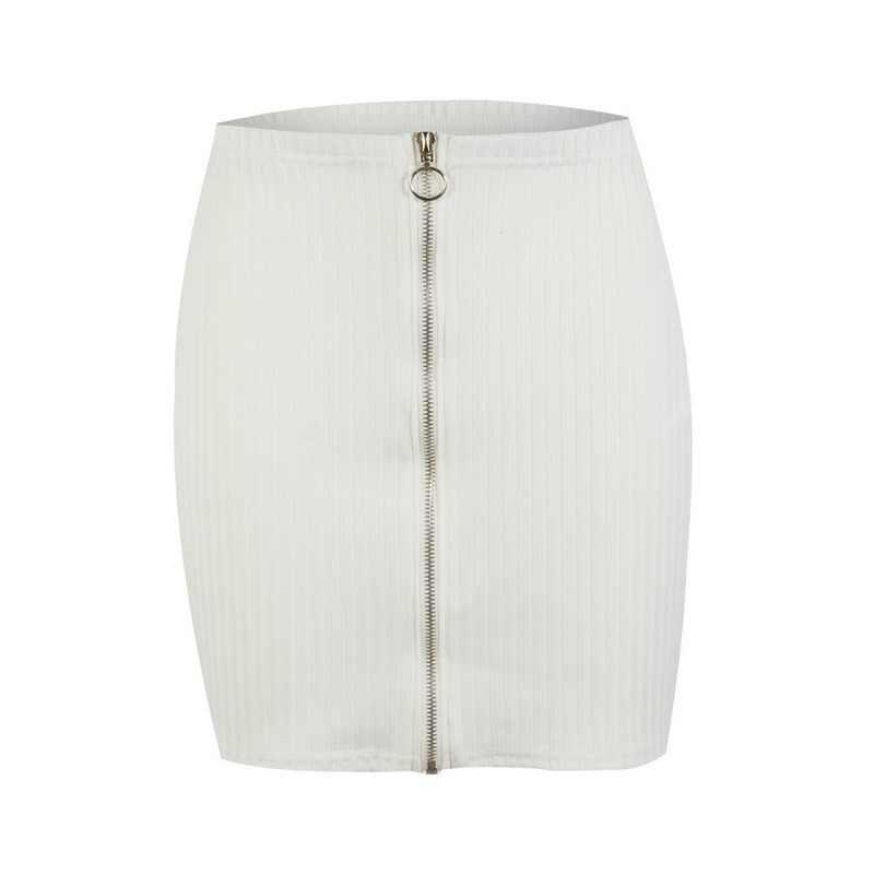 春と夏のスカートスーツスリングセータージッパーバッグ逆子スカートスーツ綿ノースリーブカジュアルツーピースセット女性 jooyoo