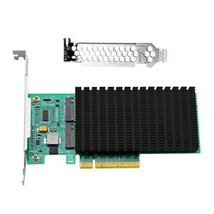 Image 2 - ANM22PE08 NVMe denetleyici PCIe M.2 Dualport ile headsink (ssd)