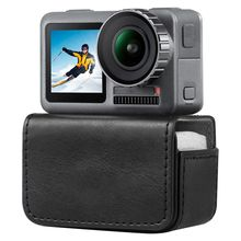 New FOR Osmo Action Sport Camera High-quality Soft Durable Non-toxic Odorless And Anti-oxidant Leather Case