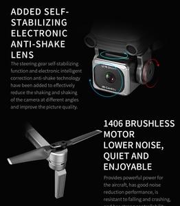Image 2 - L109 Drone GPS kamera 4K HD 5G WIFI FPV bezszczotkowy silnik składany Selfie drony profesjonalny 1000m długodystansowy RC Quadcopter