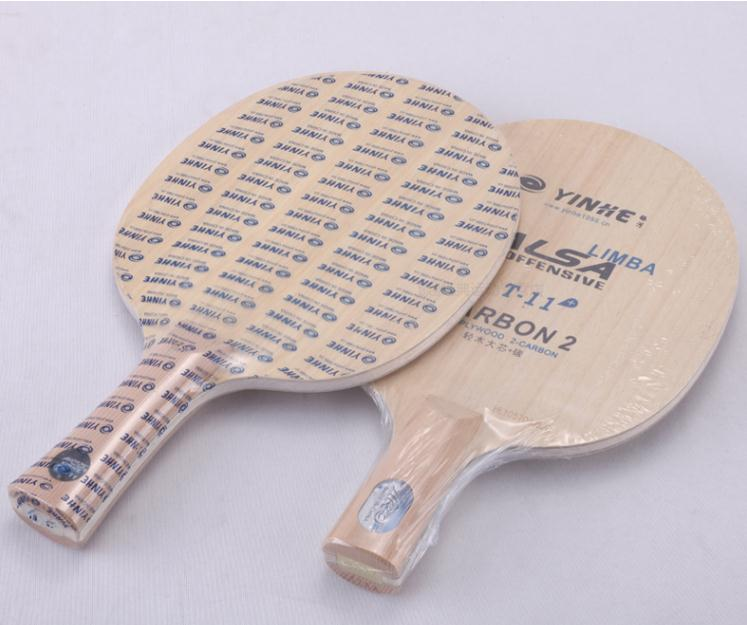 Image 3 - Yinhe T11 T 11+ T11+ fast break loop Carbon Limba Balsa OFF Table Tennis Blade for Racket-in Table Tennis Rackets from Sports & Entertainment