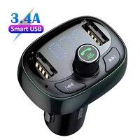 Универсальный ce по ограничению на использование опасных материалов в производстве 5 v/2a для samsung для huawei Зарядное устройство автомобильное з...