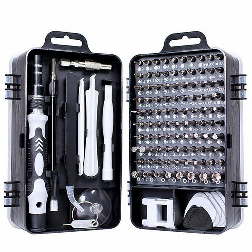 115-In-1 Screwdriver-Set Repair-Tools-Kit Phone Professional for Computer Magnetic title=