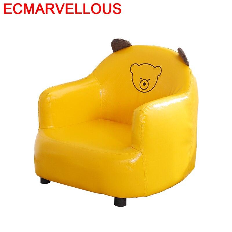 Sillones Infantiles Cute Silla Kids Chair Prinses Stoel Cameretta Bambini Seat Children Dormitorio Infantil Baby Children's Sofa