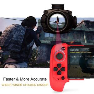 Image 5 - Saitake 7007F Wireless Gamepad Bluetooth Game Controller for Huawei Xiaomi Android Phone TV iPhone Telescopic GamePads Joystick