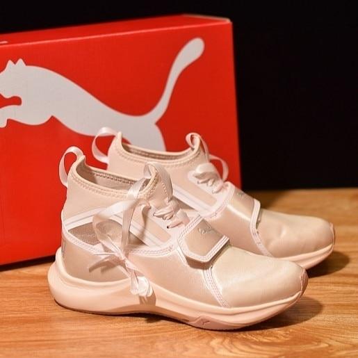 100% Original Puma PHENOM SATIN Sneaker Shoes For Women ...