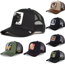 Baseball-Cap Snapback Groot Mesh Comics Naruto TAZ Trucker BUNNY Dad-Hat Black Panther