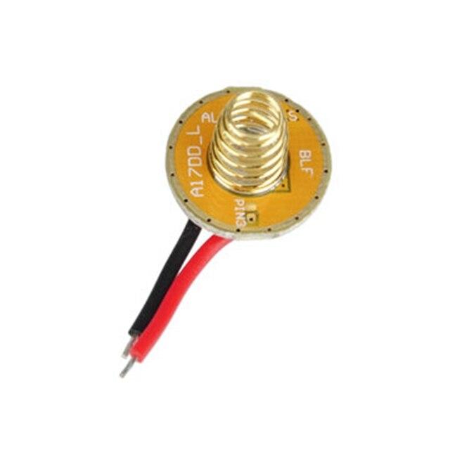 Pour astr24s1 pour BLF A6 A17DD-L FET + 1 2.8-4.35v 7/4 Modes pilote de lampe de poche
