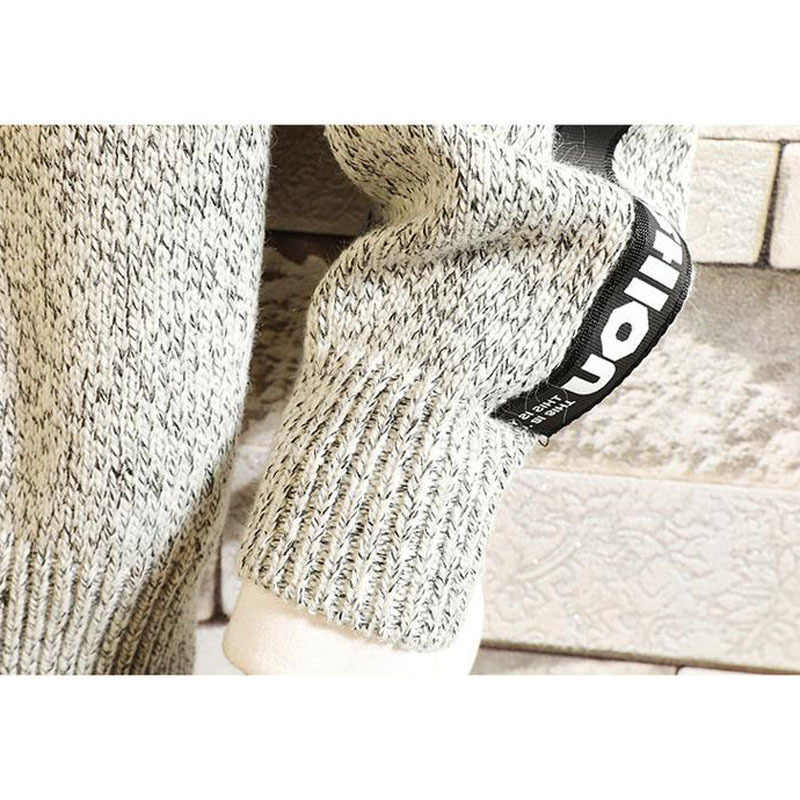 Männer Pullover Student 2020 Neue Ankunft Herbst Und Winter Plus Größe Männlichen Gestrickte Tops Teenager Oansatz Koreanischen Stil Heißer verkauf M42