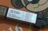USBi/SIGMASTUDIO emülatörü/kaydedici/EVAL-ADUSB2EBUZ