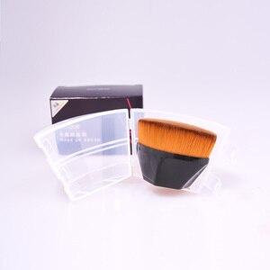 Image 5 - شاومي ماكياج فرشاة لينة الجلد ودية مؤسسة فرش المحمولة كبيرة الحجم مؤسسة توفير فرشاة التجميل مع حقيبة حمل