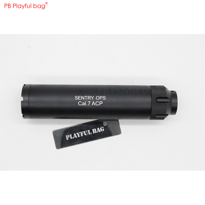 Outdoor Activity CS Muffler Lehui Daggerly Lion Head Insert 19 Water Bullet Gun Refitting And Upgrading Accessories MI77