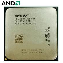 AMD FX Series FX 8350 FX 8350 CPU processor 4GHz 8MB 125W FD8350FRW8KHK Socket AM3+