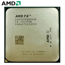 AMD serii FX FX 8350 FX 8350 procesor CPU 4GHz 8MB 125W FD8350FRW8KHK gniazdo AM3 +