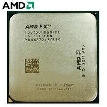 Processador amd fx FX 8350, processador cpu 4ghz 8mb 8350 w/125w, soquete am3 +