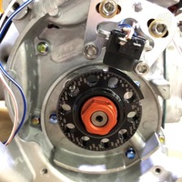 Rotor ignition for Rs100 Rsz Cuxi racing lightweight stator tuning upgrade engine switches parts