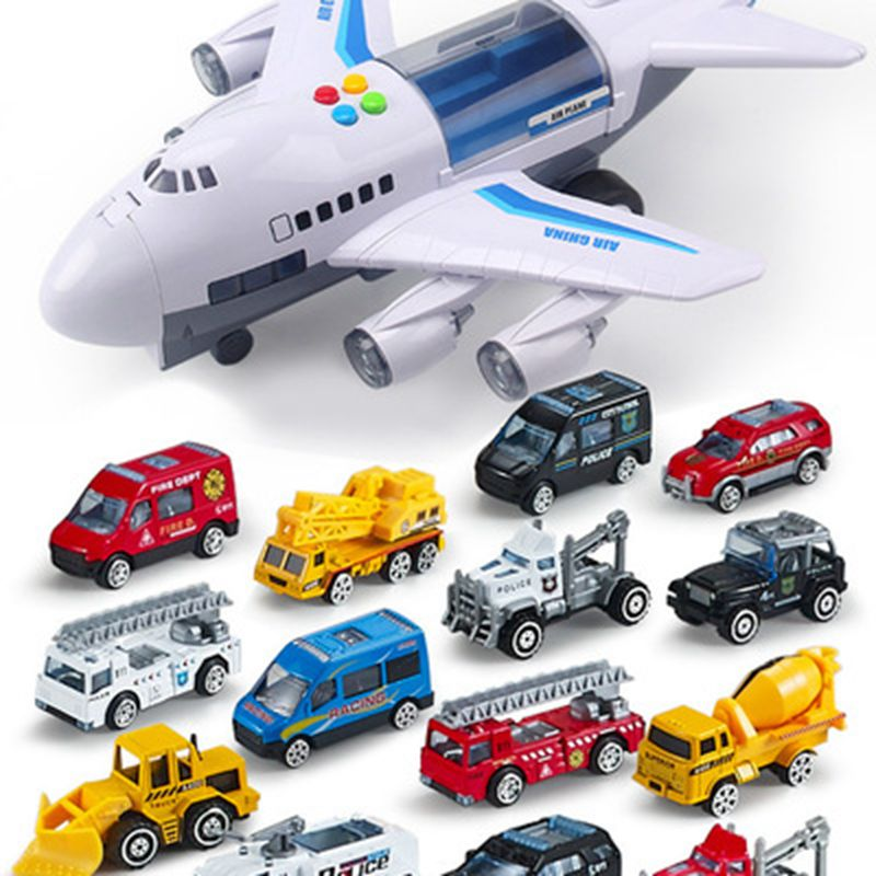 Játékrepülőgép zenés történetszimulációs pálya - Modellautók és játékautók - Fénykép 2