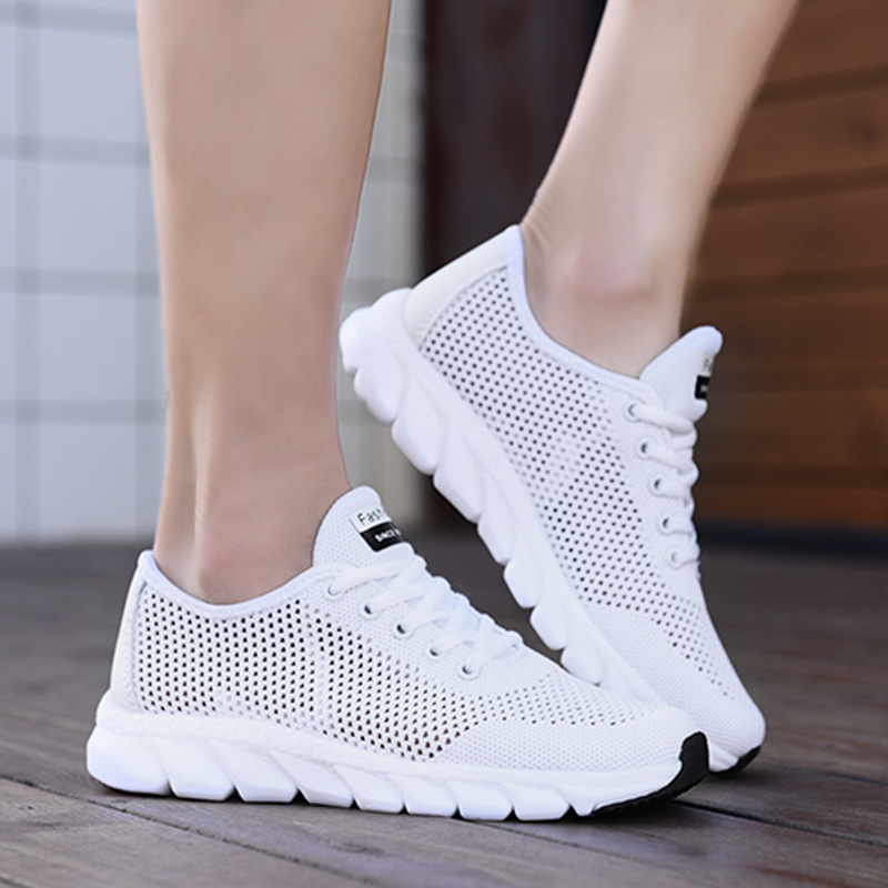 Fashion Sneakers Women Shoes New For Women 2020 Platform Shoes Women Flats Female Sneakers Basket Femme Shoes