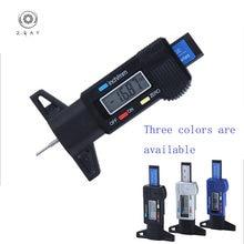 Электронный цифровой измеритель глубины протектора 0 25 мм датчик