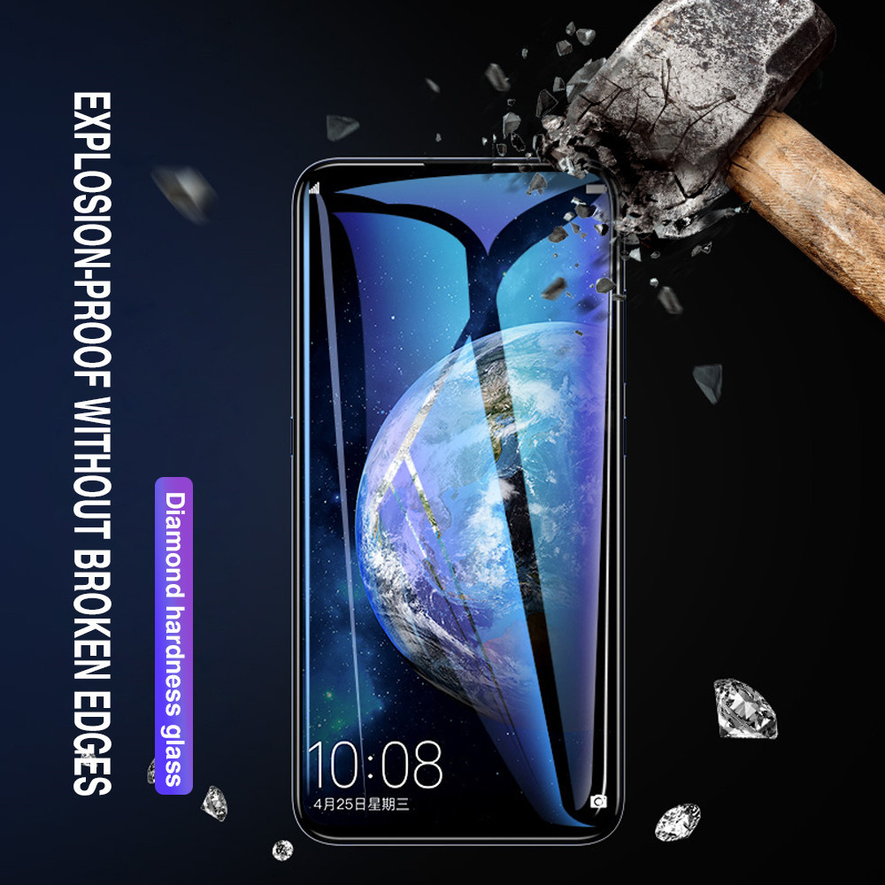 Full Cover Tempered Glass For Huawei P30 Honor 20 10 Lite 8X 9X 8S Screen Protector On Nova 3E 3i 4e 5 5i 5 Pro Protection Glas in Phone Screen Protectors from Cellphones Telecommunications