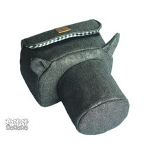 CamDress Cotton jeans Thickening protection Camera bag lightweight design Senior handmade Customized kamera dslr