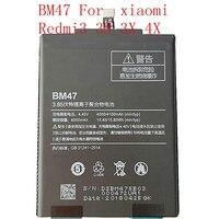 Para xiao mi bateria do telefone bm47 para xiao mi vermelho 3 3 s 3x 4x baterias de substituição|Acessórios para baterias| |  -