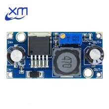 Free shipping 100pcs/lot LM2596S LM2596 LM2596 ADJ DC DC Step down module 5V/12V/24V adjustable Voltage regulator 3A