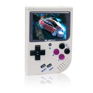 Handheld Game Console Playgo emulator console Built in 1000 games console player Progress Save/Load simulator 8GB