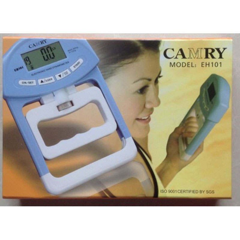 Electronic Digital Indication Hand Dynamometer / Dynamograph / Grip Strength Tester / Forcemeter